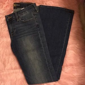 New Lucky Brand flare jeans size 4/27